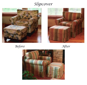 A slipcover